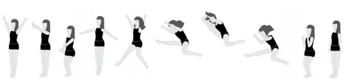 Hurdler Jump