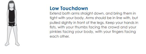 LowTouchdown
