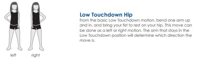 LowTouchdownHip